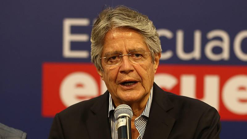 Hora América - Guillermo Lasso, presidente electo de Ecuador - 12/04/21 - escuchar ahora