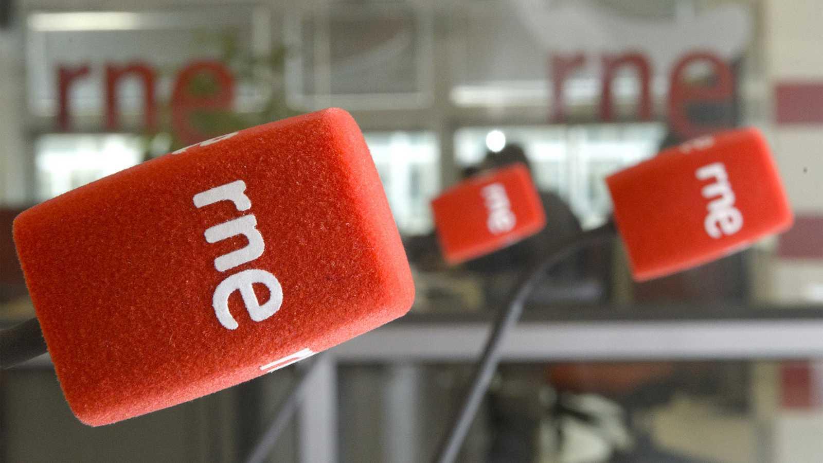 Las mañanas de RNE con Íñigo Alfonso - Suben todas las emisoras de RNE en el primer EGM del año - Escuchar ahora