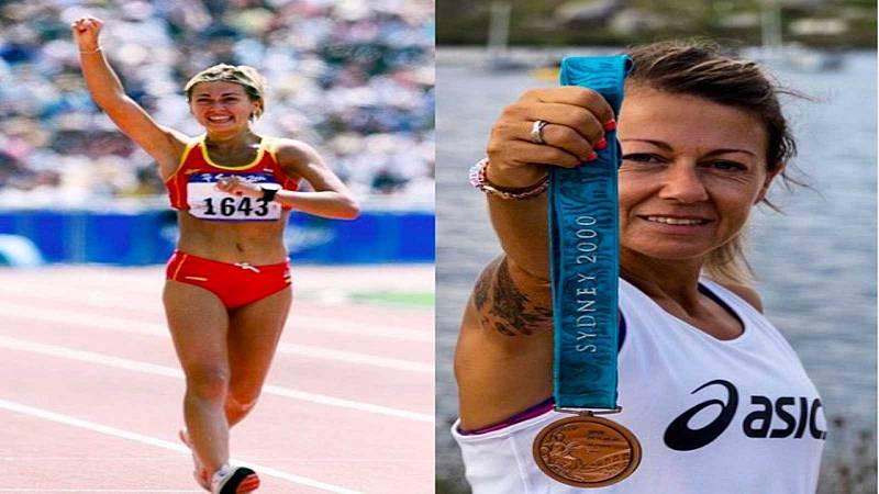 La España invertebrada - María Vasco, primera atleta española medallista olímpica - 13/04/21 - Escuchar ahora