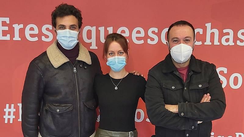 Hoy empieza todo con Marta Echeverría - En Pausa, La Eneida y Barra Libre - 13/04/21 - escuchar ahora