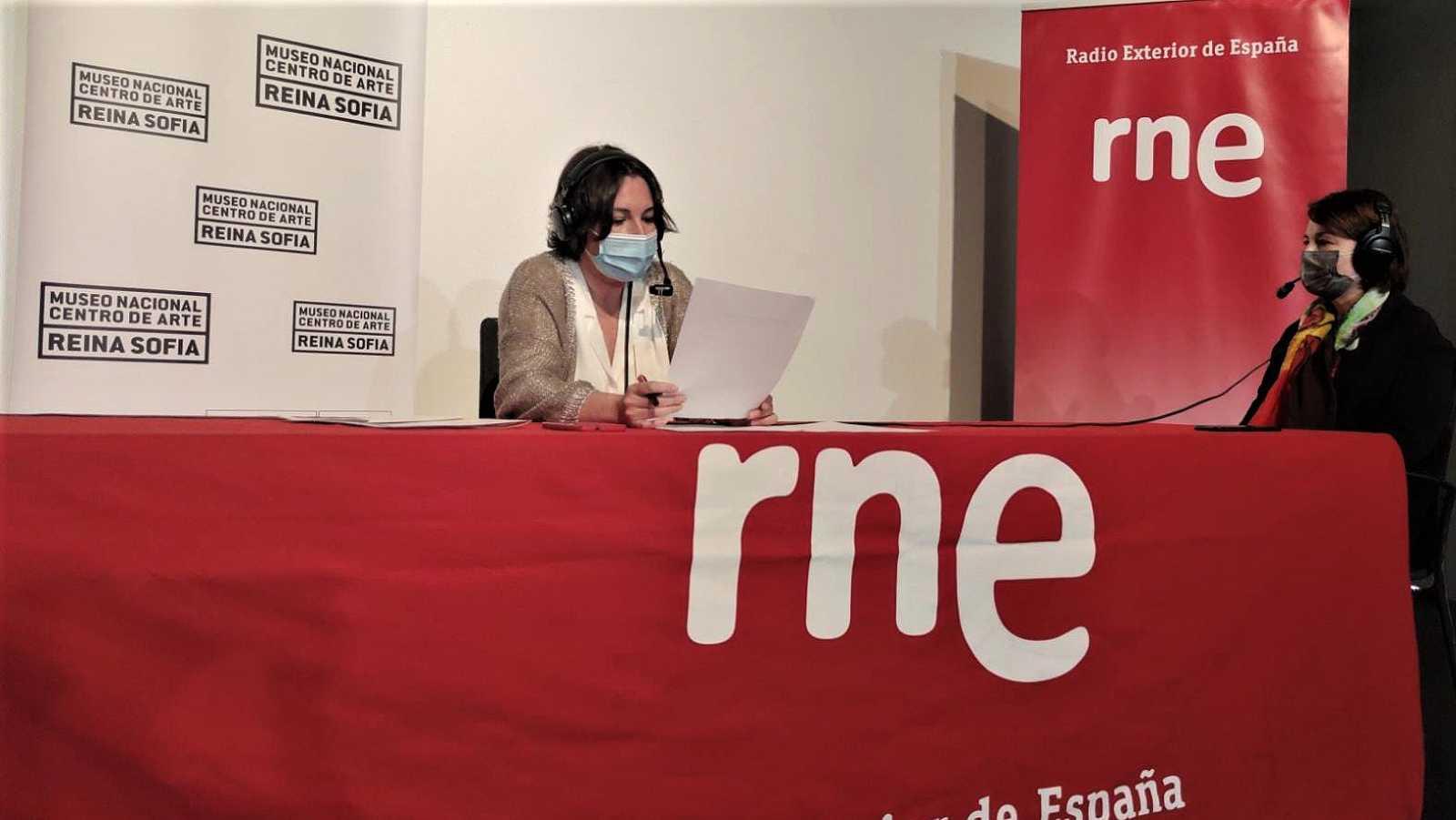 Artesfera - 'Frente y retaguardia: mujeres en la Guerra Civil', en el museo Reina Sofía - 13/04/21 - escuchar ahora