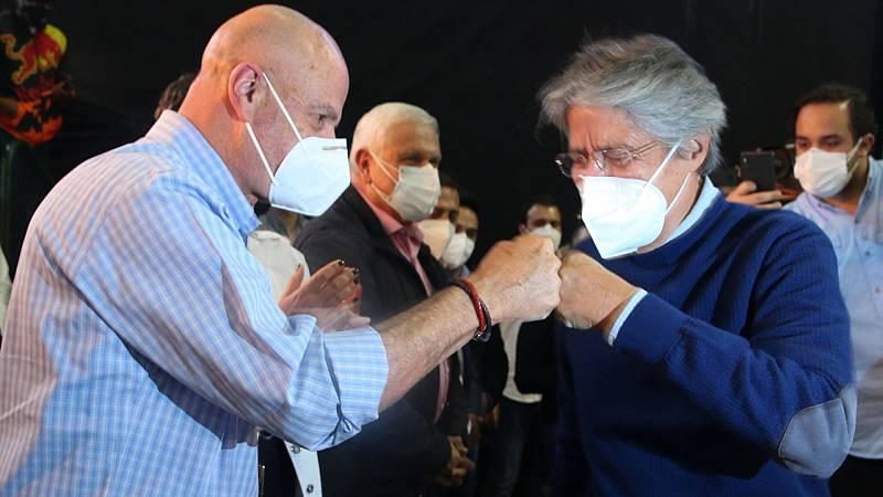 Cinco continentes - Borrero: «jamás vamos a privatizar la salud» - Escuchar ahora