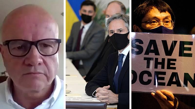 Cinco continentes - Los ejes del futuro gobierno de Ecuador - Escuchar ahora