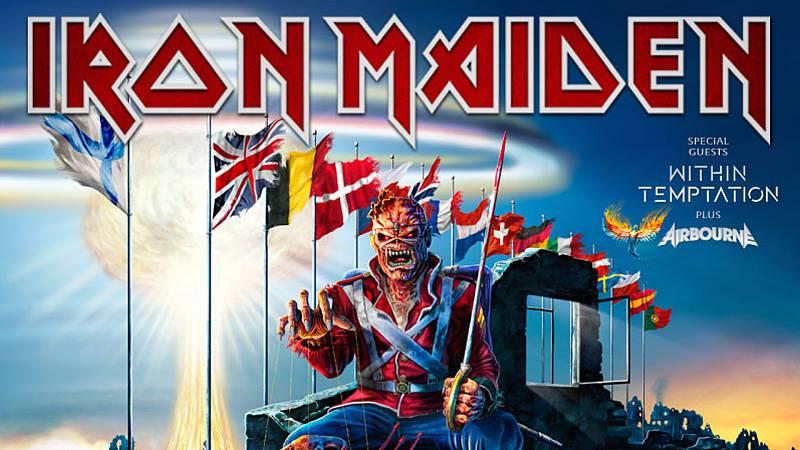 El Vuelo del Fénix - Iron Maiden y Medina Azahara - 13/04/21 - escuchar ahora