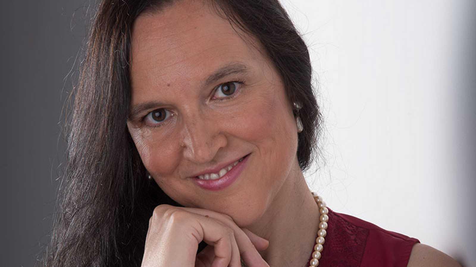 Alicia Díaz de la Fuente - 'la luz poética del sonido' - escuchar ahora