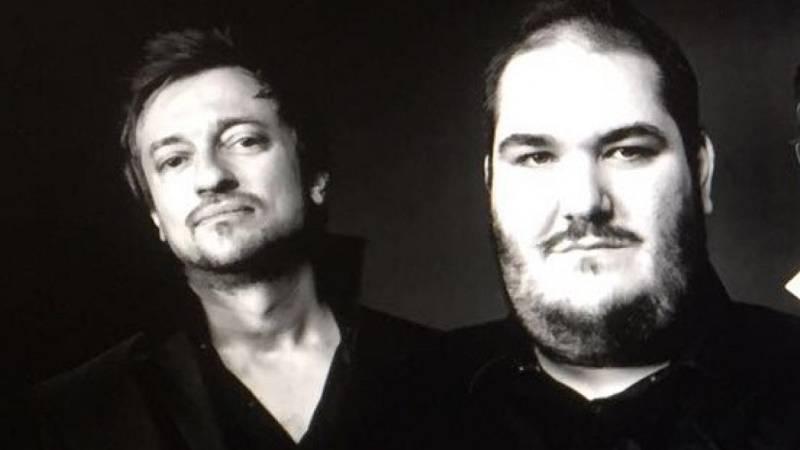 Joaquín Riquelme y Enrique Bagaría 'Encounters'-  escuchar ahora