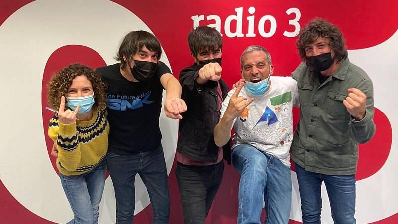 Hoy Empieza Todo con Ángel Carmona -  Lori Meyers nos presenta Punk- 14/04/21