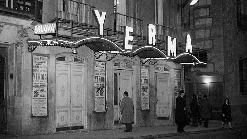 24 horas - El crimen del Teatro Eslava de Madrid - Escuchar ahora
