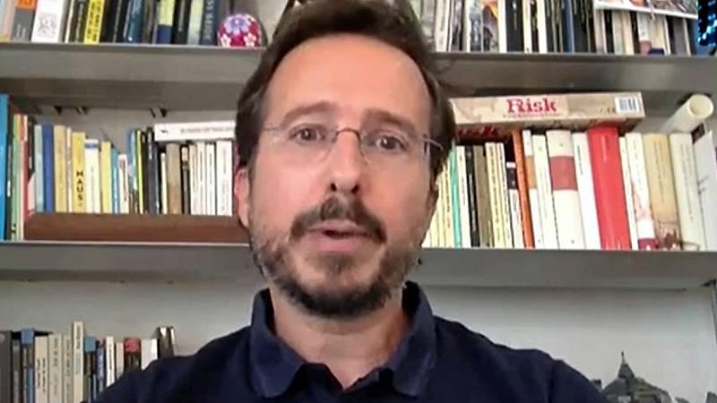 Las mañanas de RNE con Pepa Fernández - Plan de Recuperación, Transformación y Resiliencia de España - Escuchar ahora