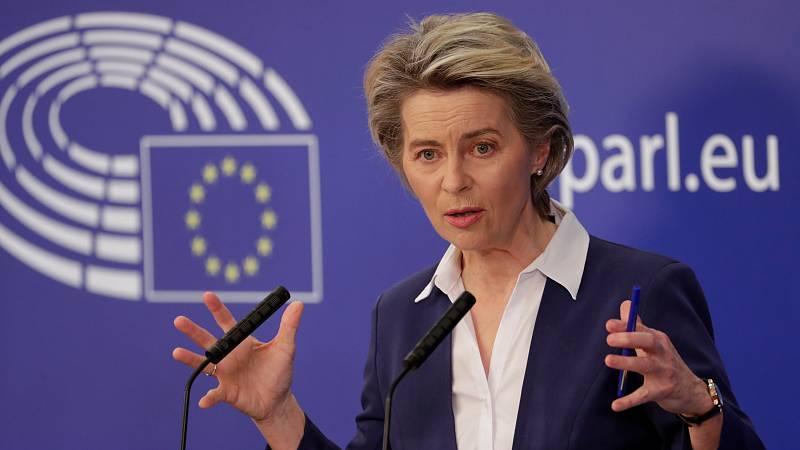 14 horas - Pfizer adelantará a la UE 50 millones de dosis que empezarán a llegar este mes - Escuchar ahora