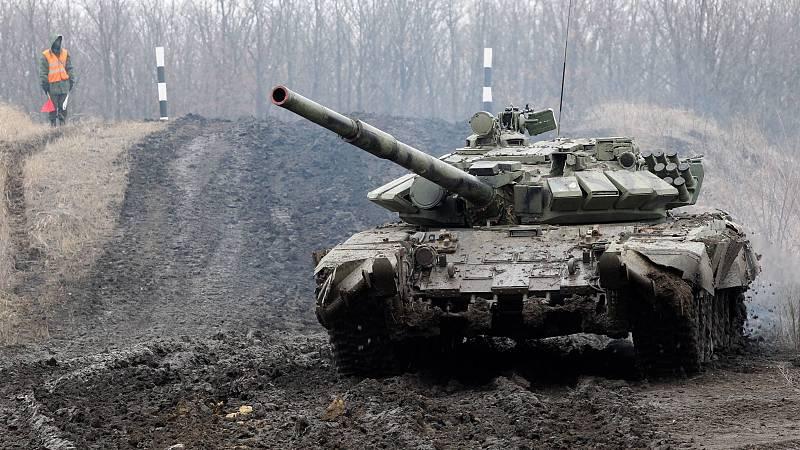 """14 horas - Nicolás de Pedro: """"Por el volumen de tropas cabe la posibilidad de que Rusia planee un golpe devastador contra Ucrania"""" - Escuchar ahora"""