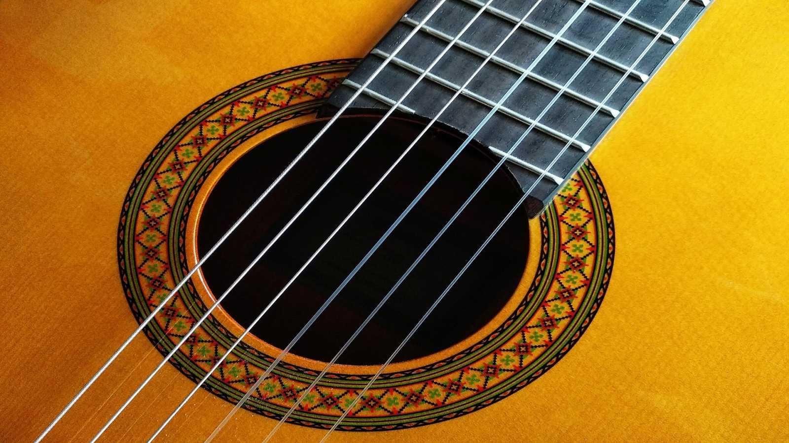 En clave de 5 - Conciertos de guitarra - primera parte - 17/04/21 - Escuchar ahora