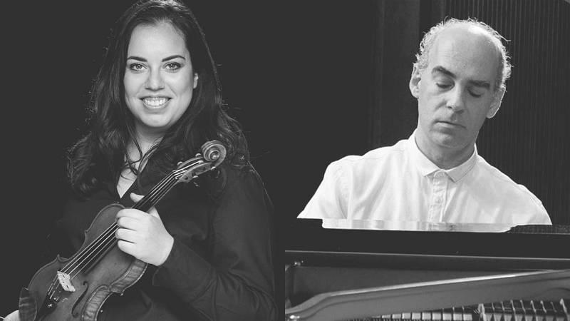 Fila cero: Fundación Juan March - Joaquín Rodrigo, una vida en música. Un inédito para violín - 14/04/21 - escuchar ahora