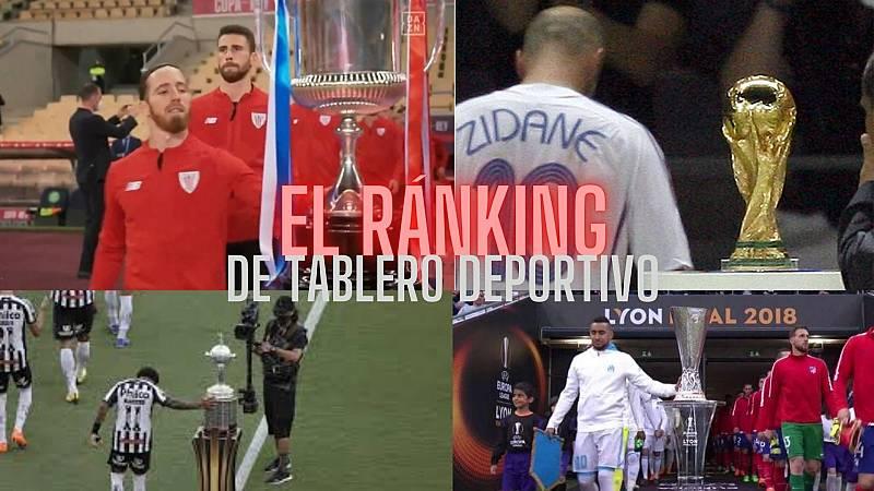 Tablero Deportivo - Ránking | Jugadores que también tocaron la Copa - Escuchar ahora