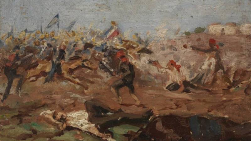 Punto de enlace - Valencia acoge 'Goya en la mirada de Picasso', la obra de dos genios - 15/04/21 - escuchar ahora