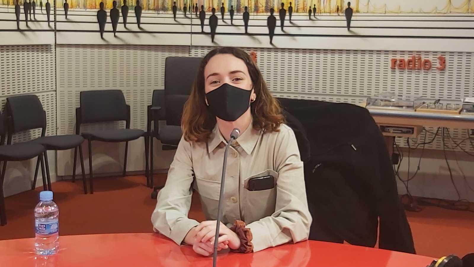 Hoy empieza todo con Marta Echeverría - Núria Graham, inhumanidad, arte y más - 15/04/21 - escuchar ahora