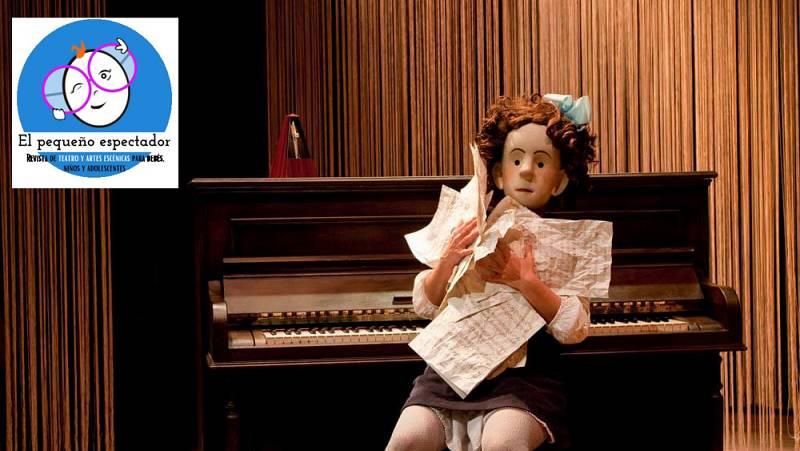 Artesfera - 'El pequeño espectador', la revista que pone en valor el teatro infantil - 15/04/21 - escuchar ahora