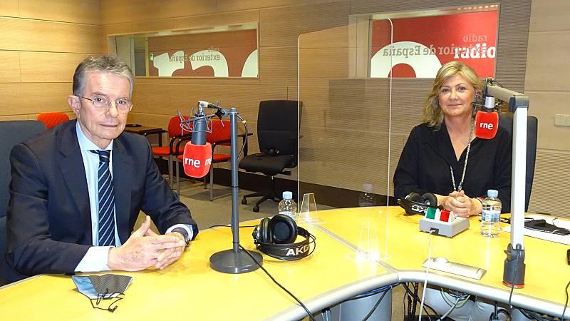 A golpe de bit - Antonio Catalán, presidente de AC by Marriott, insiste sobre la necesidad de un pasaporte de vacunación - 15/04/21 - escuchar ahora