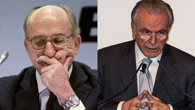 14 horas - El juez imputa a Fainé y Brufau por el espionaje de Villarejo al expresidente de Sacyr - Escuchar ahora