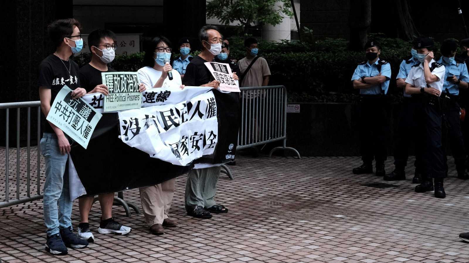 Reportajes 5 Continentes - China y el recorte de las libertades en Hong Kong - Escuchar ahora