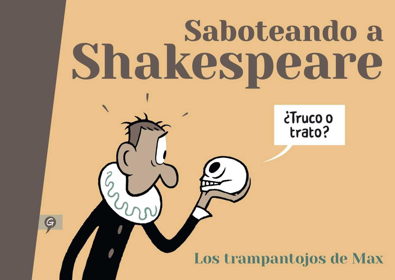 El ojo crítico -  'Saboteando a Shakespeare' con Max Capdevila - 15/04/21 - escuchar ahora
