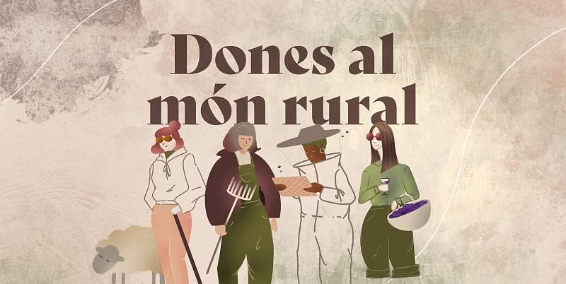 Feminismes a Ràdio 4 - Dones al món rural