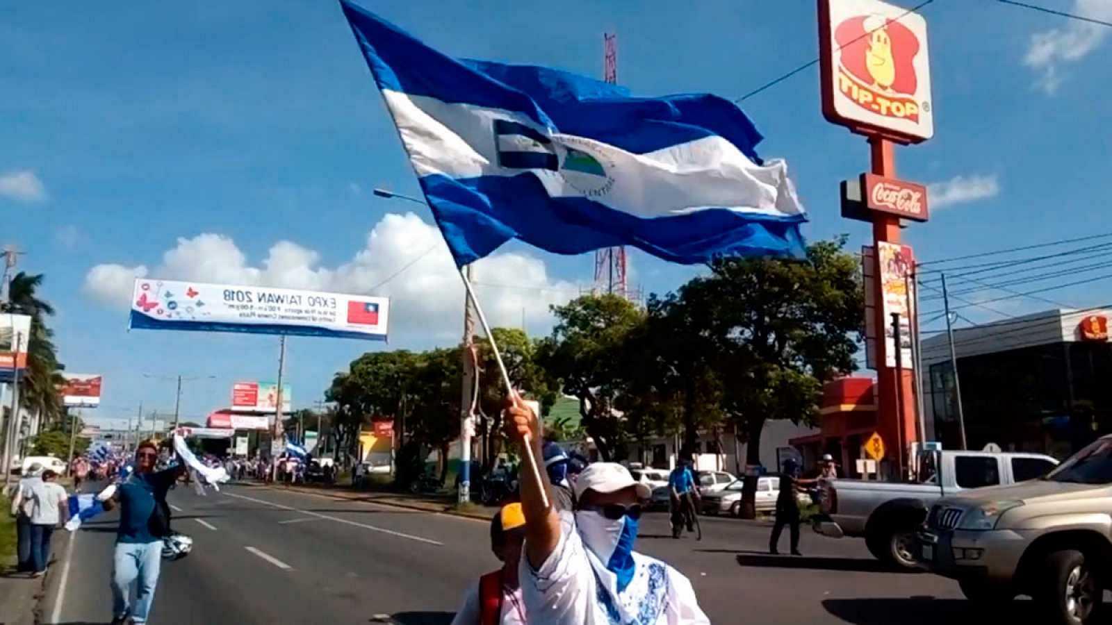 Efecto Doppler - Nicaragua, patria libre para vivir - 15/04/21 - escuchar ahora