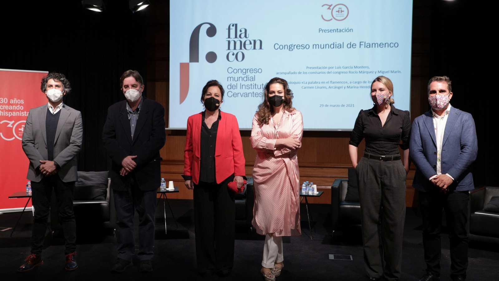 Tiempo flamenco - Congreso Mundial del Flamenco - 18/04/21 - escuchar ahora