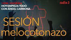 Hoy empieza todo con Ángel Carmona - #SesiónMelocotonazo: Justice, Midnight oil, Julien Baker... - 16/04/21