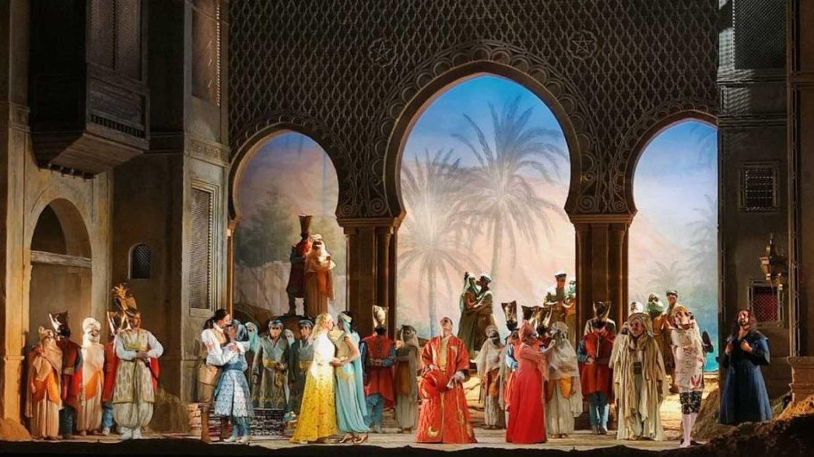 'Benamor' en el Teatro de la Zarzuela - escuchar ahora