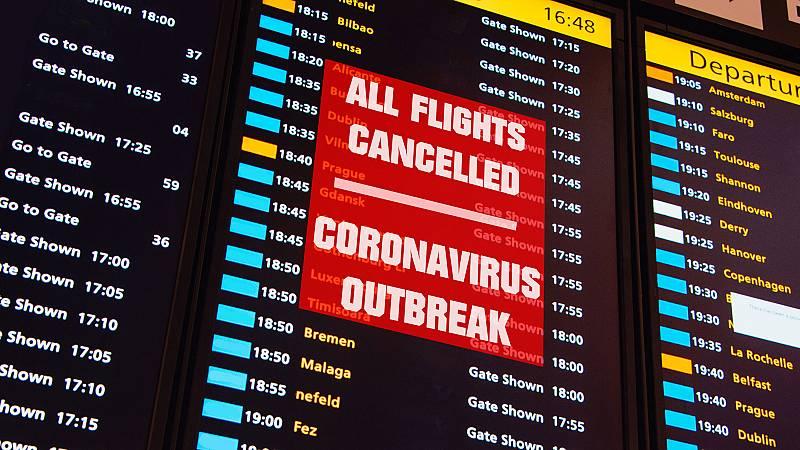Las mañanas de RNE con Íñigo Alfonso - La OCU iniciará acciones colectivas para reclamar el dinero de viajes cancelados por el coronavirus - Escuchar ahora