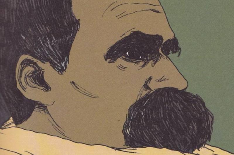 El pasado ya no es lo que era - Nietzsche, los años de la locura - 17/04/2021 - Escuchar ahora