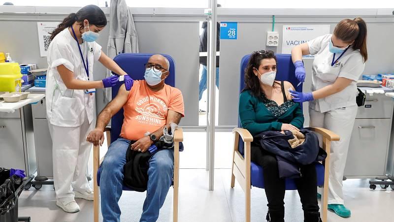"""Las mañanas de RNE con Íñigo Alfonso - Tomás Cobo, presidente de la Organización Médica Colegial: """"Hay que reforzar el modelo sanitario"""" - Escuchar ahora"""