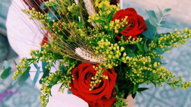Els floritstes esperen recuperar vendes aquest Sant Jordi