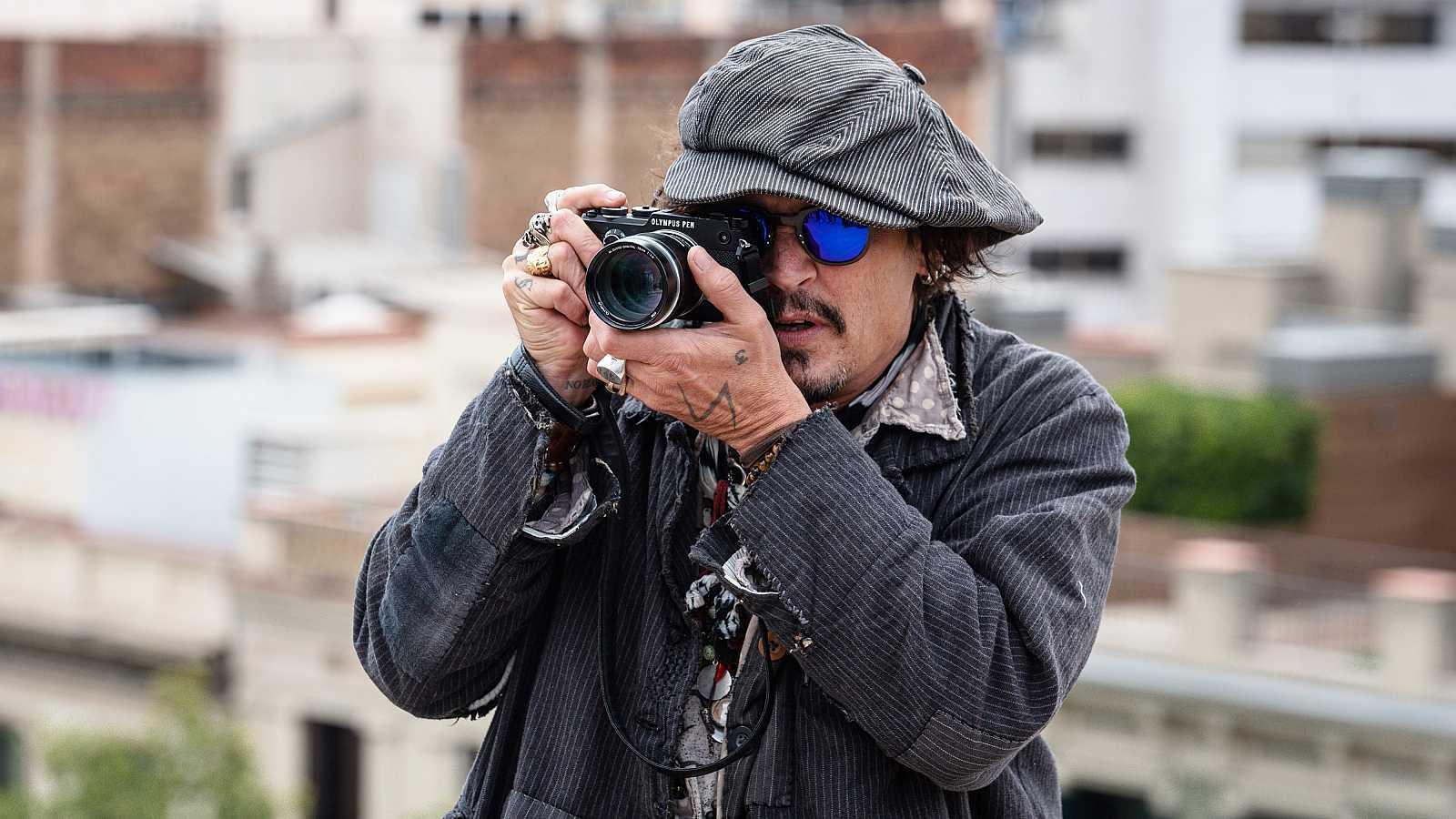 De boca a orella - Johnny Depp al BCN Film Fest
