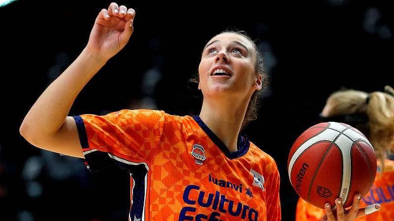 """Radiogaceta de los deportes - Raquel Carrera: """"Es difícil compaginar WNBA y selección"""" - Escuchar ahora"""