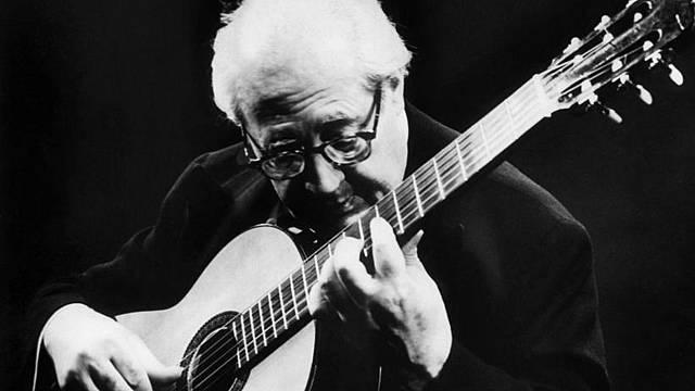 Andrés Segovia, el arte de la guitarra
