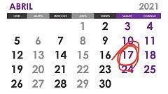 No es un día cualquiera - Día - Màxim Huerta - Palabras para Max - 17/04/2021
