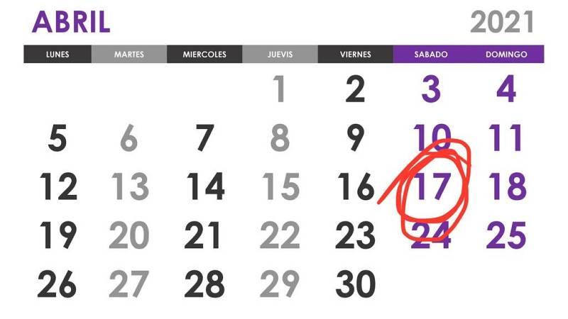 No es un día cualquiera - Día - Màxim Huerta - Palabras para Max - 17/04/2021 - Escuchar ahora