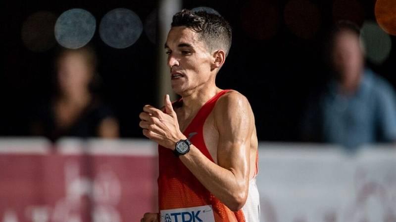 Tablero deportivo - Dani Mateo busca el récord de la hora en pista - Escuchar ahora