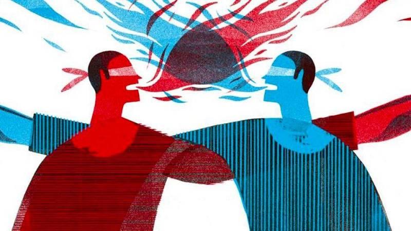No es un día cualquiera - Polarización política - Tertulia - 18/04/2021 - Escuchar ahora
