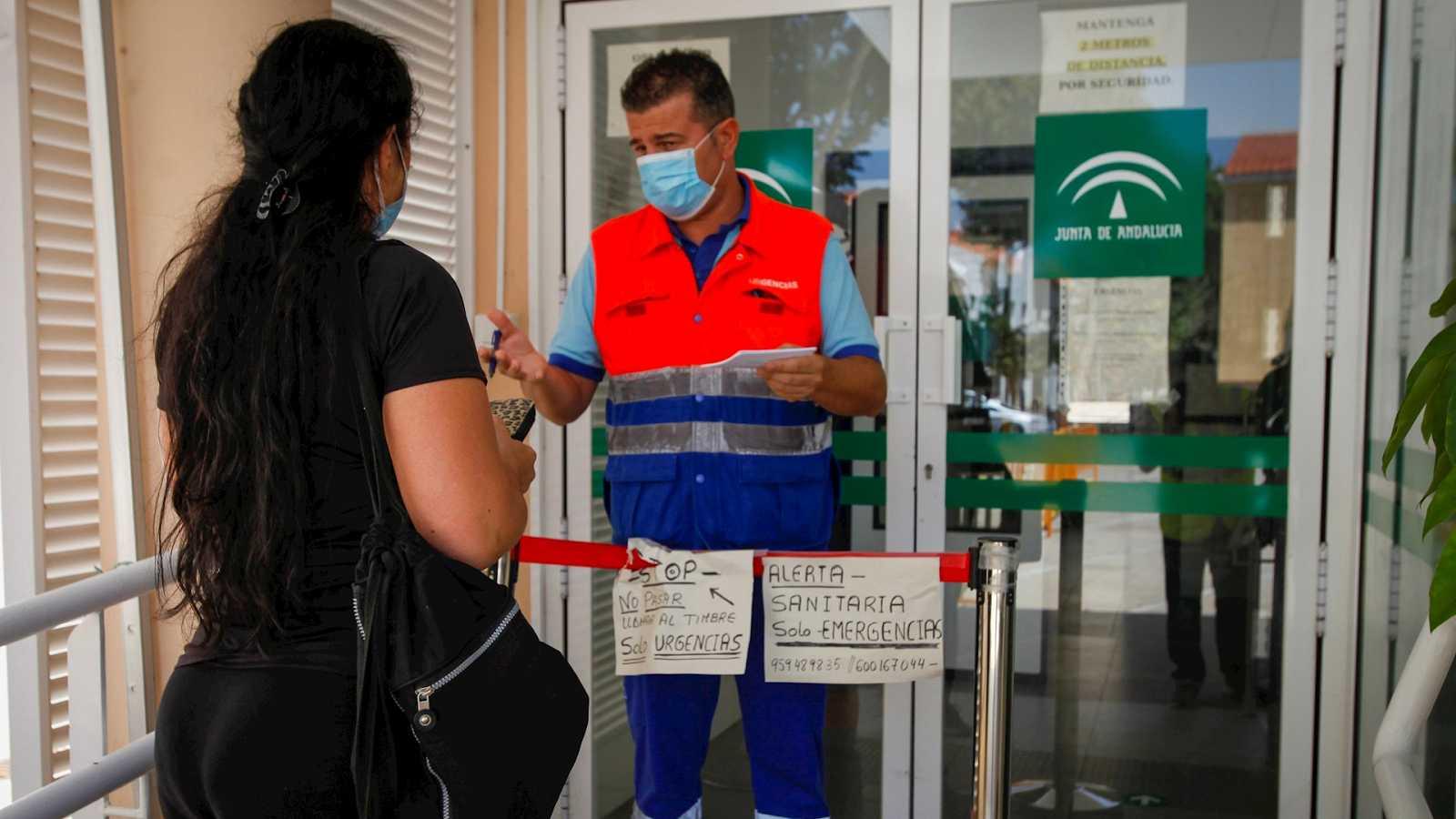 """14 horas Fin de Semana - Las consecuencias de la pandemia más allá de la COVID-19: """"La falta de seguimiento de otras patologías, está provocando sufrimiento"""" - Escuchar ahora"""