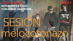 """Hoy empieza todo con Ángel Carmona - """"#SesiónMelocotonazo"""": Roberto Carlos, Kaiser Chiefs, Lori Meyers... - 19/04/21"""