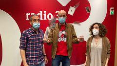 Hoy empieza todo con Ángel Carmona - Sebas Rubín, Mago Jandro y Lisasinson - 19/04/21