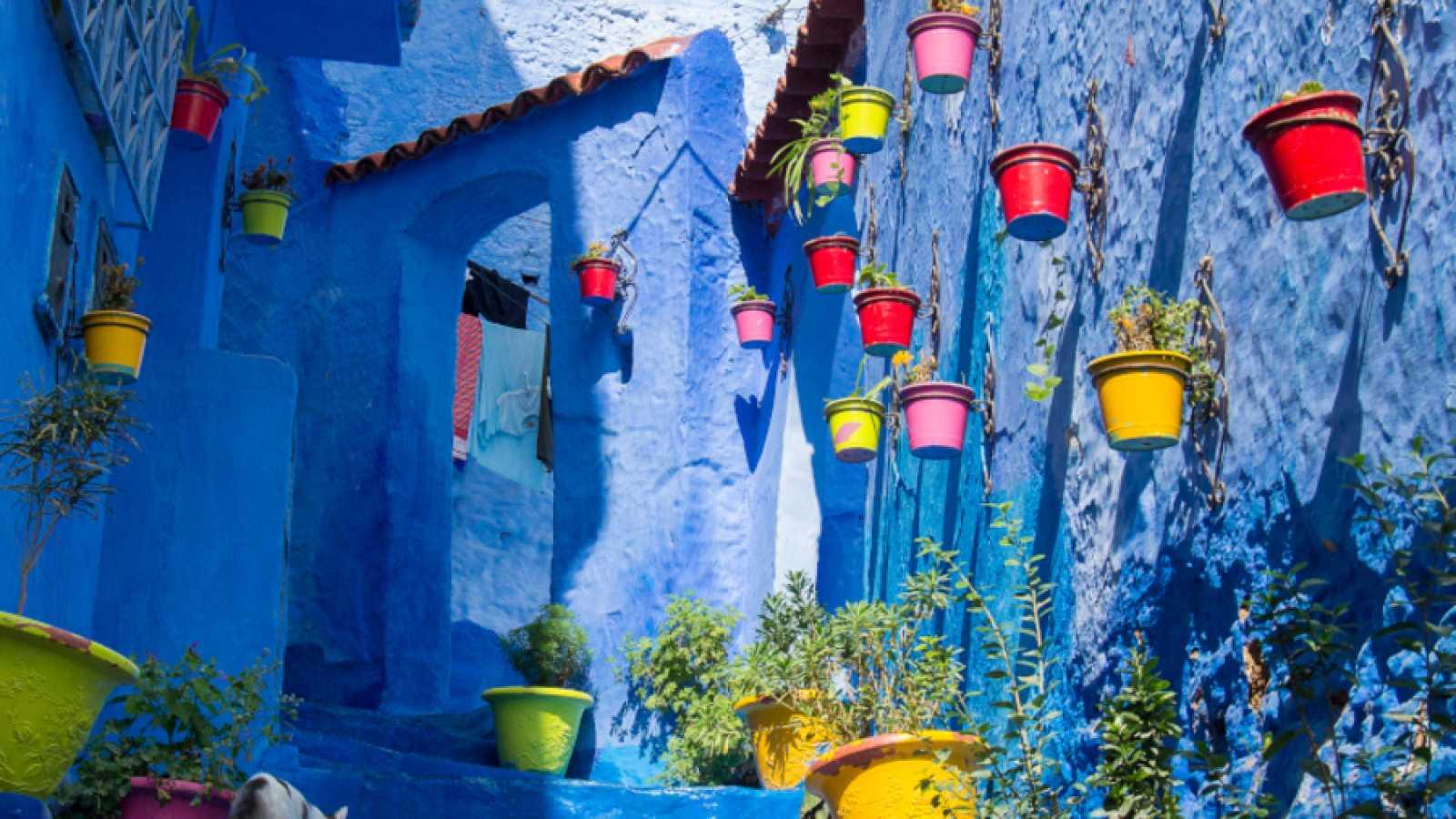 Punto de enlace - 'La perla azul', en Casa Árabe Córdoba hasta el 14 de mayo - escuchar ahora