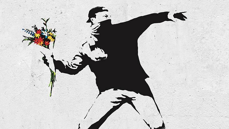 Punto de enlace - 'Bansky, the street is a canvas' en el Círculo de Bellas Artes hasta el 9 de mayo - 19/04/21 - escuchar ahora
