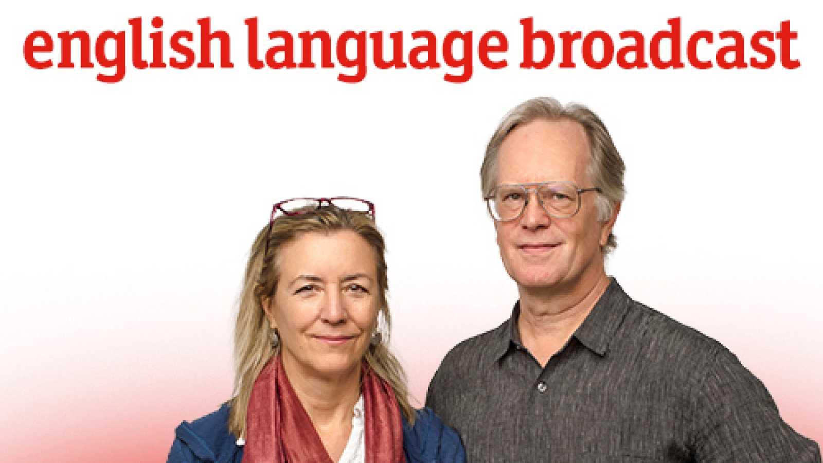 English Language Broadcast - The European Space Agency - 17/04/21 - escuchar ahora
