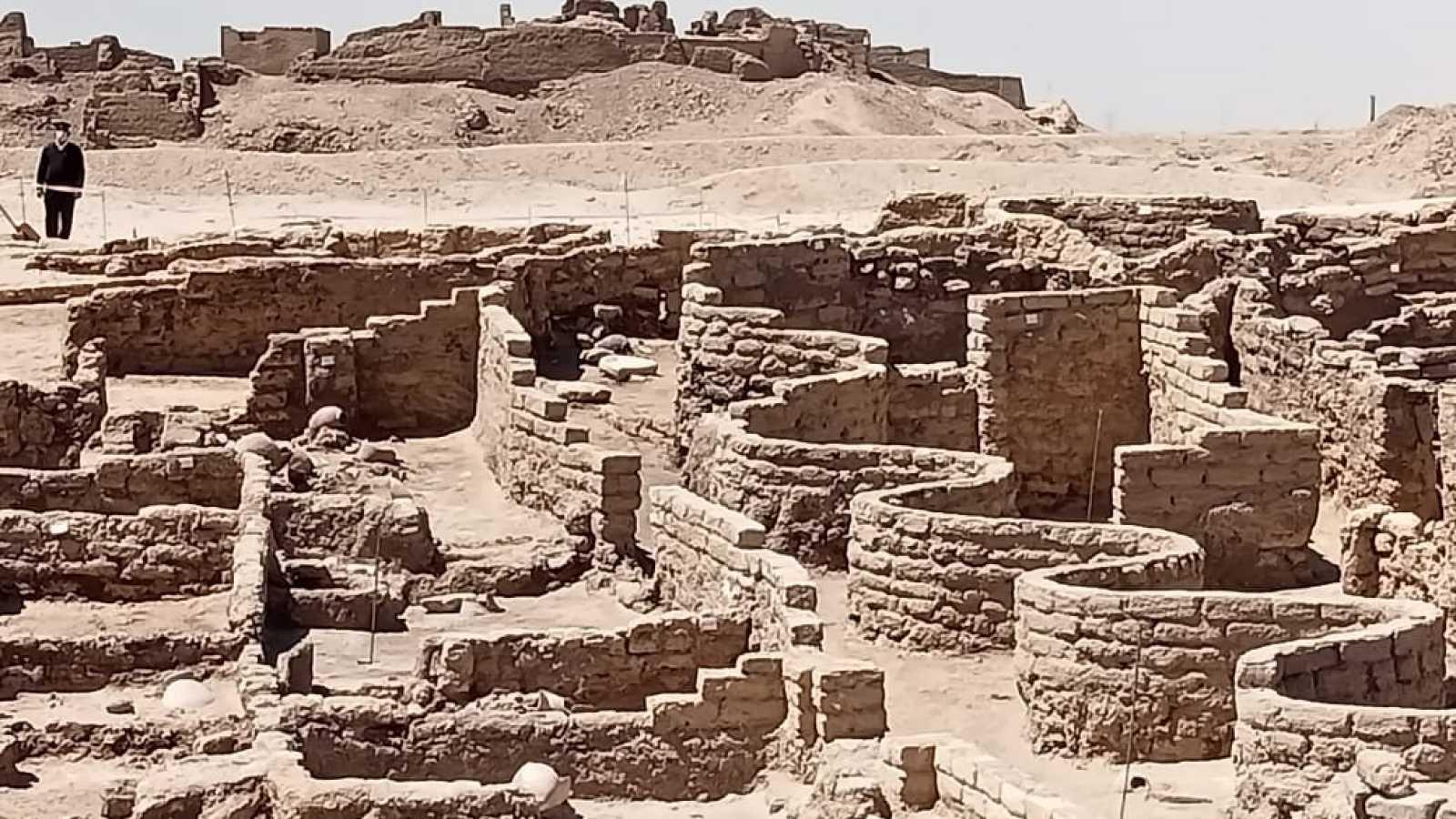 Marca España - Ayudas para misiones españolas de arqueología en el exterior - 19/04/21 - escuchar ahora