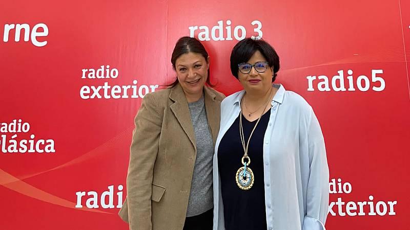 Emisión en árabe - Entrevistamos a la directora general de Radio Rameem, Siham Fadli - 16/04/21 - escuchar ahora