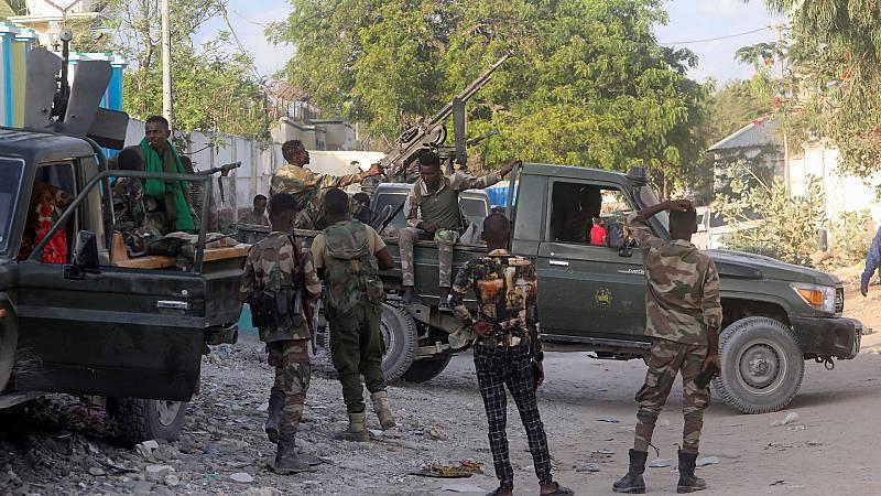 África hoy - La comunidad internacional pide cordura en Somalia - 16/04/21 - escuchar ahora